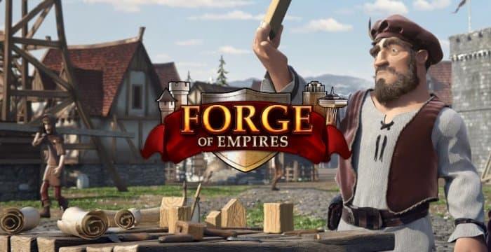 Популярная онлайн стратегия - Forge of Empires