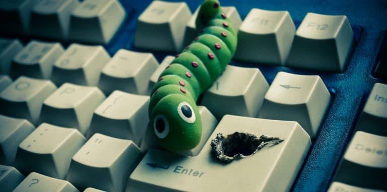 Компьютерный червь - вирус