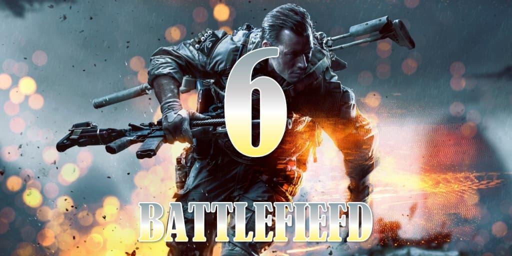 Карты Battlefield 6